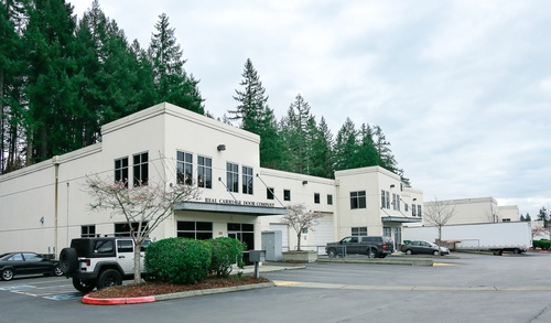 RealCraft building in Gig Harbor