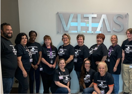 VITAS Healthcare Administrative Professional Team.