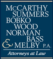 McCarthy, Summers, Bobko, Wood, Norman, Bass & Melby, P.A.