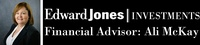 Edward Jones, Ali McKay Financial Advisor