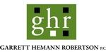 Garrett Hemann Robertson P.C.