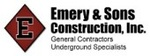 Emery & Sons Construction, Inc
