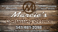 Marcie's Consulting Service