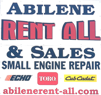 Abilene Rent-All & Sales