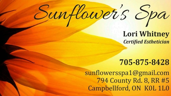Sunflower's Spa
