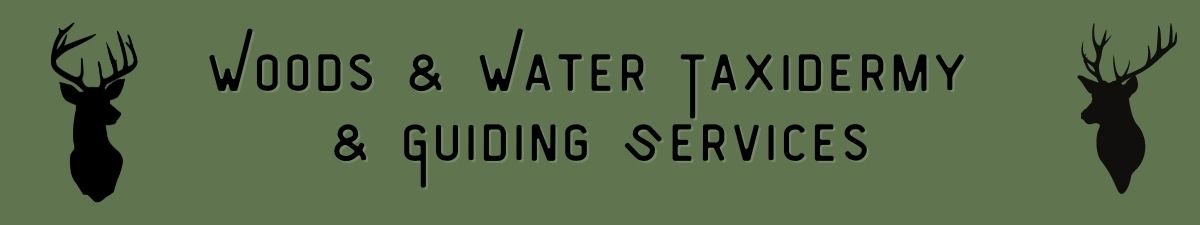 Woods & Water Taxidermy & Guiding Services