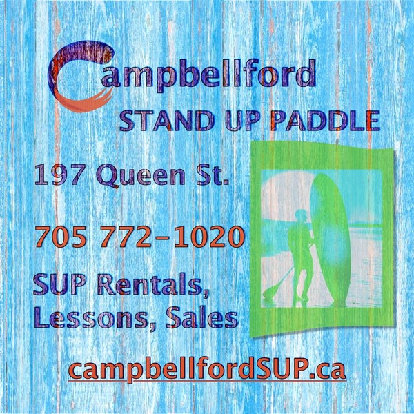 Campbellford Paddle and Barefoot Paddle