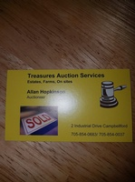 Treasures Auction Services