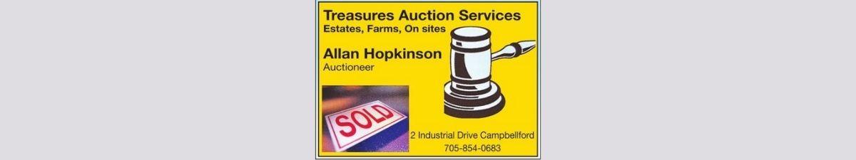 Treasures Auction Services