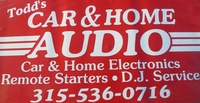 Todd's Car & Home Audio