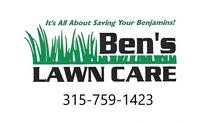 Ben's Lawn Care