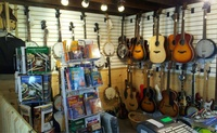 Crocodile Music Store