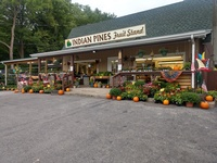 Indian Pines Fruit Stand