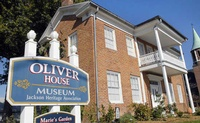 Oliver House Museum Yates County Genealogical & Historical Society