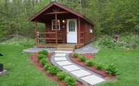 Outlet Trail Cabin Rental