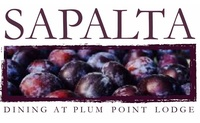 Sapalta dining at Plum Point Lodge on Seneca Lake