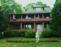 1922 Starkey House Bed & Breakfast