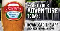 Craft Your Adventure Beverage Trail
