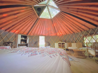 Water to Wine Glamping