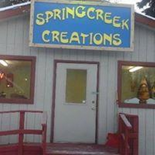Spring Creek Creations in Chugiak