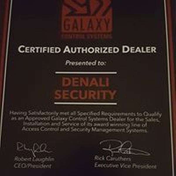 Denali Security Systems