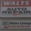 Walt's Auto Repair, Inc.