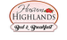 Husum Highlands B B