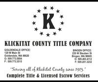 Klickitat County Title Company