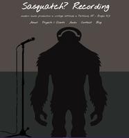Sasquatch? Recording