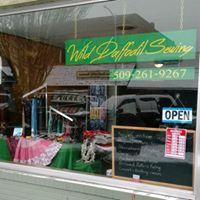 Wild Daffodil Sewing