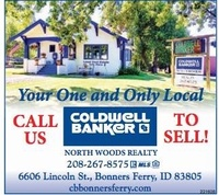 Coldwell BankerNorth Woods Realty Bonners Ferry