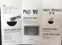 Pho 9B The Noodle Joint