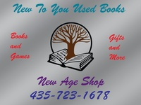 New to You Used Books & New Age Shop