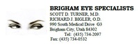 Brigham City Eye Specialists