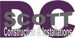 DC Scott Construction & Installations