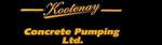 Kootenay Concrete Pumping