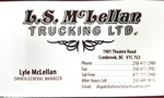 LS McLellan Trucking Ltd.