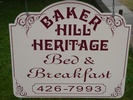 Baker Hill Heritage Bed & Breakfast