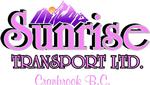 Sunrise Transport Ltd.