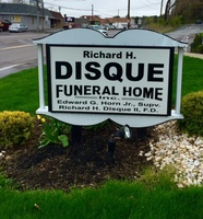 Richard H. Disque Funeral Home