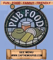 Captain Nemo's Pub & Grub