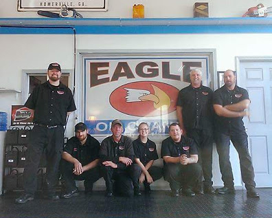 Eagle Oil Team