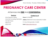 Pregnancy Care Center of Zephyrhills