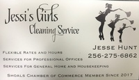 Jessi's Girls Cleaning Service