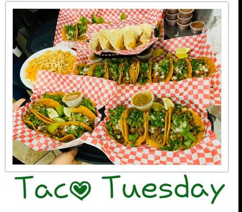 Tacos Delivered