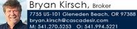 Bryan Kirsch Agent, Cascade Sotheby's International Realty