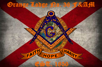 Orange Lodge #36 Free and Accepted Masons