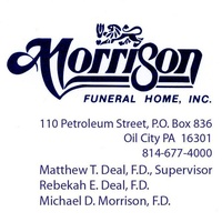 Morrison Funeral Home, Inc.
