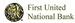 First United National Bank - Franklin