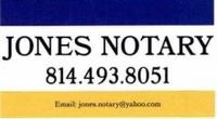 Jones Notary, LLC